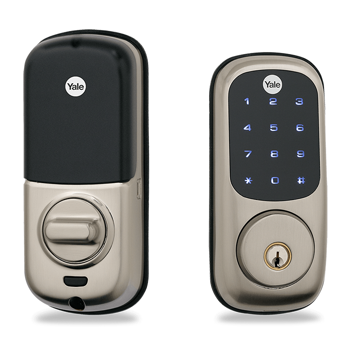 Redfli Electronics / Home Security / Yale Lock