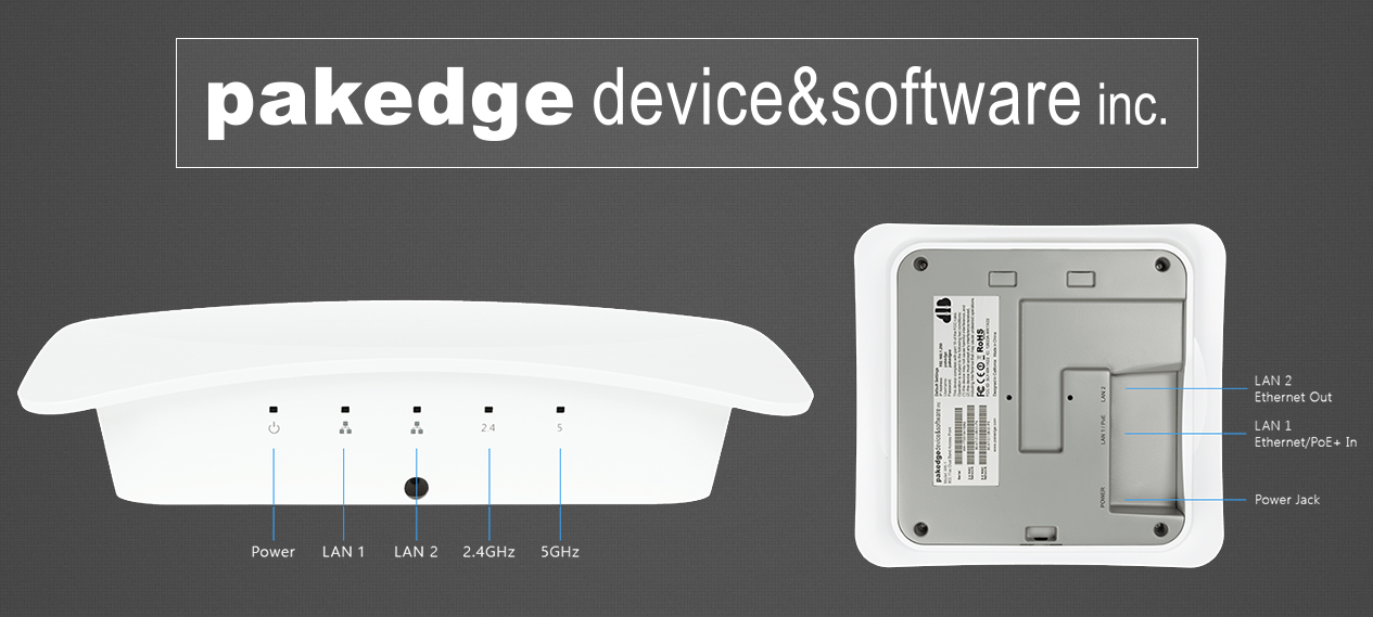 Pakedge Device&Software